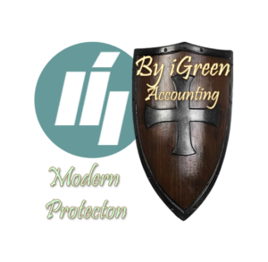 Best security and protection of accounting data by iGreen