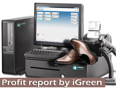 Shoes profit software